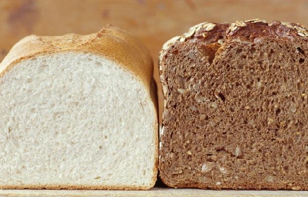 सफेद ब्रेड